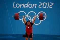 Christian López (1984-2013), deportista guatemalteco de halterofilia o levantamiento de pesas. #Halterofilia #Guatemala #London #Olympics