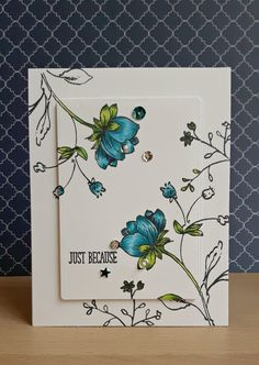 Spotlight Stamping using Altenew Botanical Garden