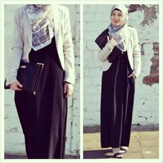 Outfit of @fatimazaahn ♥ i love this girl!xx ❤ hijab style