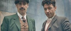 7 Things You Should Know About Houdini & Doyle
