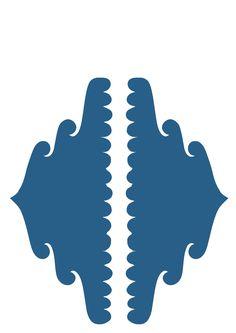 Pikku Kakkosen tulostettava kuusi. Free printable pattern. lasten | askartelu | joulu | käsityöt | koti | leikki | DIY ideas | kid crafts | christmas | home | Pikku Kakkonen