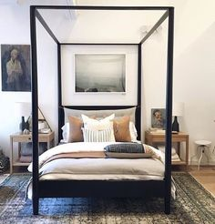 Create the perfect bedroom with these key principles and ideas California Casual Bedroom Master Bedroom Layout, Bedroom Inspo, Dream Bedroom, Home Bedroom, Bedroom Furniture, Bedroom Decor, Bedroom Ideas, Bed Ideas, Master Suite