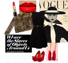 """""""Vogue Fashion Night Out in Florence"""" by lisbethusala on Polyvore"""