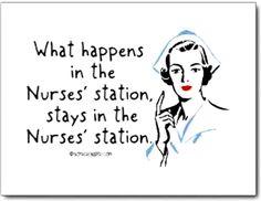 Yes! (original source unknown) Medical Humor, Nurse Humor, Nurses Station, Funny Nurse Quotes, Nurses Week Quotes, Humor Quotes, Happy Nurses Week, Nursing Memes, Nursing Quotes