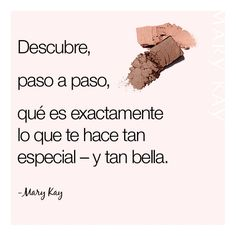 mary kay espana   ... inspiradoras de Mary Kay Ash. Descubre, paso ...   Mary kay Mary Kay Ash, Facial Scrubs, Facial Masks, Lush Products, Beauty Products, Anti Aging Facial, Image Skincare, Homemade Facials, Positive Messages