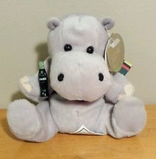 """Coca Cola International Collection """" Meeska """" the hippo from Zambia ~ NWT *"""