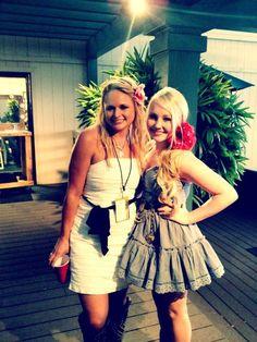 Miranda Lambert and Raelynn