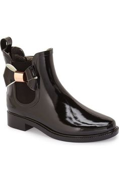 Ted Baker London 'Erlfyn' Rain Bootie (Women) available at #Nordstrom