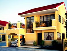 Cebu HOUSE AND LOT FOR SALE IN EASTLAND ESTATE, YATI, LILIOAN, CEBU (CEBU NORTH)    DENISSE Model  2 Storey Single detached  3 Bedrooms  2 Toilets and bath with 1 bathtub in the master's bedroom  Living, Dining, Kitchen  1 Car garage  Entry Porch and Lanai  Balcony at master's Bedroom  Floor Area:  112 sq. m.  Lot Area   :  168 sq. m.  Total Package Price:  P 4,974,545.00  Reservation Fee: P 30,000.00