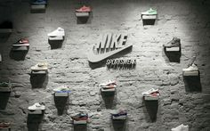 Nike pop-up store by Christopher S. Cortez, via Flickr
