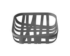 Muuto Wicker Bread Basket Light Grey, now featured on Fab. Design Shop, Design Online Shop, Scandinavian Design, Danish Design, Modern Design, Rattan, Etagere Design, Basket Lighting, Kitchen