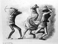 Jose Chavez Morado Danza de los machetes, 1959