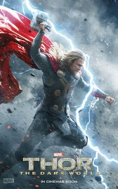 Thor 2- Latest Posters     This is one I will see.