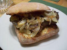 Murrays Steak Sandwiches (a la Target Field)