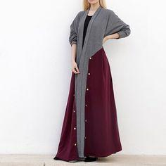 IG: Muneera.Hamad    IG: BeautiifulinBlack    Abaya Styles