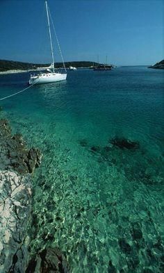 Pakleni islands, Croatia