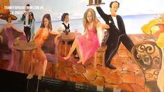Vẽ tranh tường - VALUE - Vẽ tranh tường quán bar