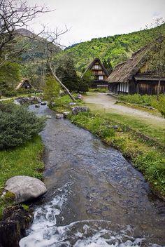 Shirakawa .. Japan