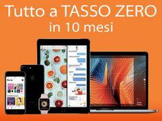 Da Juice torna il Tasso Zero in 10 mesi per comprare iPhone iPad Apple Watch e Mac