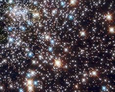 NGC 6397, a globular cluster in the constellation Ara. There is evidence of a number of blue stragglers. [Credit: Francesco Ferraro (Bologna University) NASA, ESA]