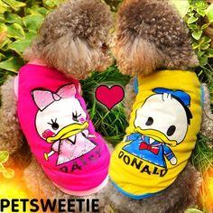 2015 New Pet Dog Clothes Cotton Sportwear Vest Cool Clothes Dog T-shirt for dogs Small Dog Cat Pet Clothes Vest T Shirt