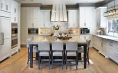The Perfect Time For Your Kitchen Remodel - http://freshome.com/kitchen-remodel-ideas/