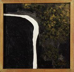 Colin McCahon Arthur Dove, Ellsworth Kelly, New Zealand Art, Nz Art, Mark Rothko, American Artists, Abstract Landscape, House Styles, Drawings