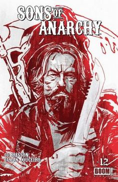 Sons of Anarchy – The Comic Book cover 12