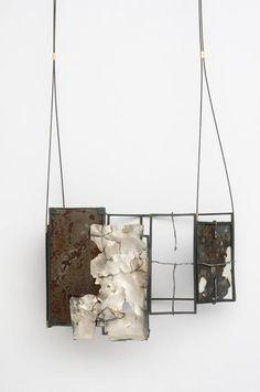 Kirsty SUMERLIN - Framed Fragments Neckpiece