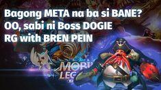 Bagong META na ba si BANE? Dogie at Pein Duo sa Rank Game | Mobile Legen... Mobile Legends, Bane, Bang Bang, Comic Books, Cartoons, Comics, Comic Book, Graphic Novels, Comic