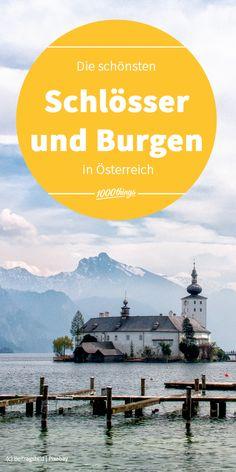 Prunkvolle, Jahrhhunderte alte Gemäuer eingebettet in wunderbare Naturkulissen – willkommen bei den schönsten Schlössern und Burgen in Österreich. Welche sich perfekt für einen Ausflug eignen und was es hier so zu erleben gibt, präsentieren wir euch hier!