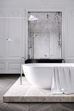 What could be better than having a bath in these amazing #bathtubs?