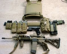 Ready kit - Don't leave home without it...