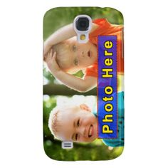 Samsung S4 Photo Case with INSTRUCTIONS Galaxy S4 Case.  iPhone, iPad, Laptop Cases for PC and MAC Cases with YOUR PHOTOS and or TEXT.  Not only protect your devices but show off YOUR PHOTOS and TEXT http://www.zazzle.com/littlelindapinda/gifts?cg=196221416973479736&rf=238147997806552929*/   ALL of Little Linda Pinda Designs CLICK HERE: http://www.Zazzle.com/LittleLindaPinda*/
