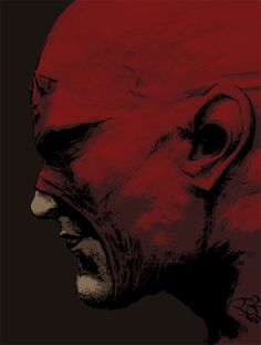 daredevil (matthew michael murdock) by loic zimmermann * Comic Book Characters, Comic Character, Comic Books Art, Comic Art, Marvel Characters, Book Art, Character Design, Marvel Comics, Ms Marvel
