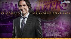Lakers: OFFICIAL: Lakers acquire Steve Nash