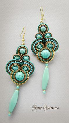 Jewellery Stores Hamilton enough Affordable Jewelry Stores Near Me within Handmade Earrings Silk Thread amid Handmade Earrings Townsville though Gold Jewellery Locket Designs Soutache Necklace, Diy Necklace, Beaded Earrings, Earrings Handmade, Beaded Jewelry, Handmade Jewelry, Gold Jewellery, Soutache Tutorial, Pierre Turquoise
