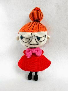 crochet Little Me - Moomins Crochet Dolls, Crochet Hats, Blog Love, Moomin, Amigurumi Doll, Crochet Animals, Sewing Crafts, Diy And Crafts, Christmas Ornaments