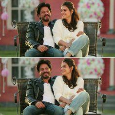 Soooooo cuuuuuttttteeeee!!!  #SRK  #Kajol #20YearsofDDLJ
