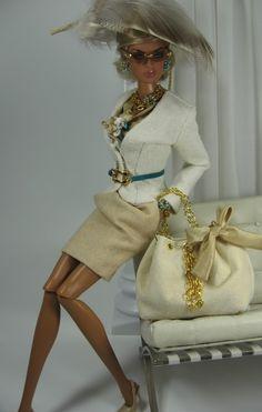 New Fashion for FR and Silkstone Barbie   Gazelle