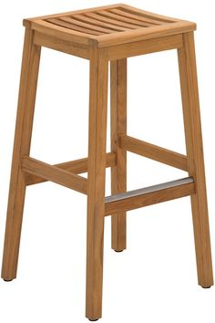 Lieblich Gloster Kingston Backless Bar Stool