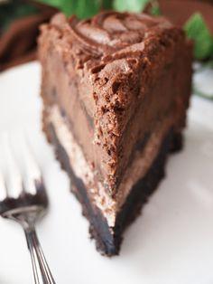 Milchschnitte Chocolate Cake