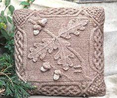 Celtic Oak Pillow