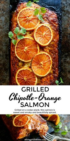 Grilled Chipotle-Ora
