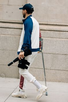 The Best Street Style From New York Fashion Week: Mens - GQ