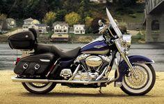 Harley-Davidson 1690 ROAD KING CLASSIC FLHRCI 2012 - Galerie moto - MOTOPLANETE