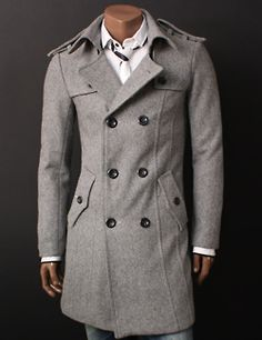 I love coats, I love men in coats. I wish it was Cold weather all the time!