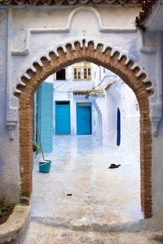Chefchaouen, Tangier
