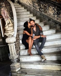 Pin for Later: Zoe Saldana and Marco Perego Are Officially the Most Romantic Celebrity Couple on Instagram