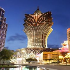 orbiting hotels | Grand Lisboa Hotel Macau in Macau: Hotel Rates & Reviews on Orbitz People's Republic of China
